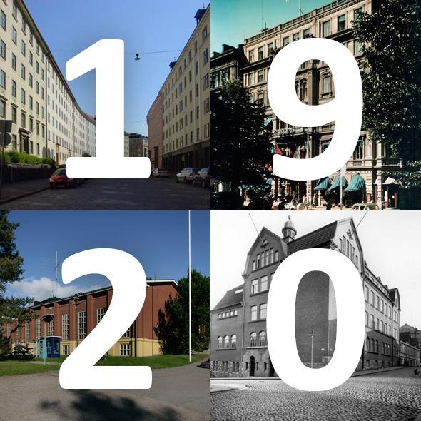 Suomen matkassa. 100 vuotta suomalaisia kivirakennuksia.